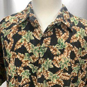 Tori Richard Hawaiian Button Up Shirt